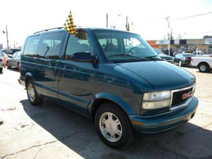 2003 GMC Safari #5