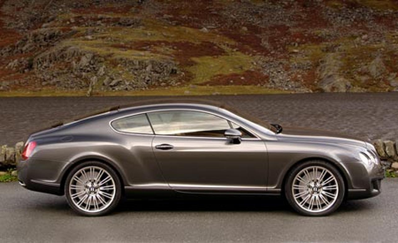 2008 Bentley Continental Gt Speed #13