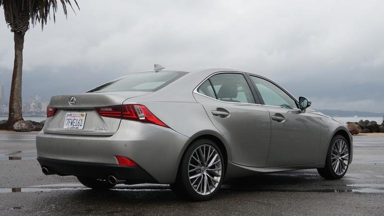 2015 Lexus Is 250 #7