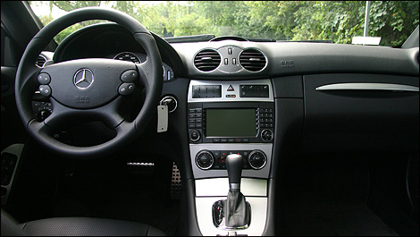 2007 Mercedes-Benz CLK #12