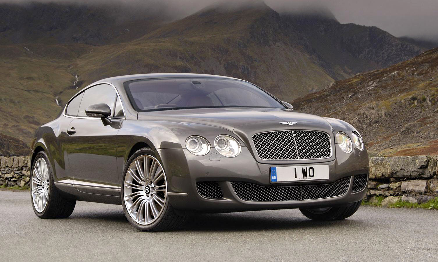 2008 Bentley Continental Gtc #1