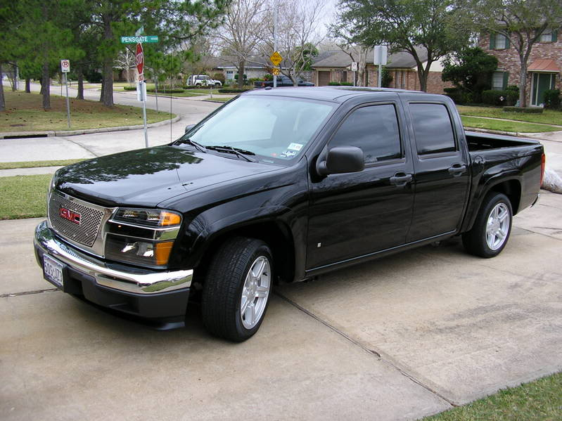 2006 GMC Canyon #14