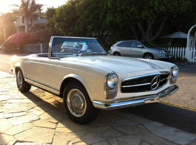 1965 Mercedes-Benz SL #11