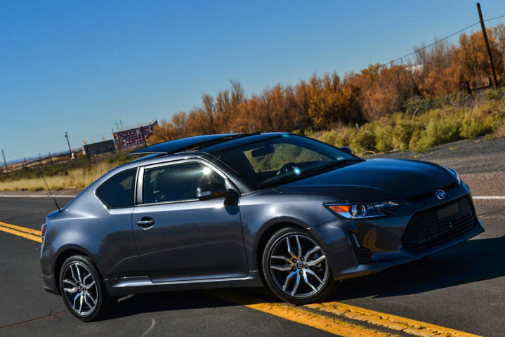 2015 Scion Tc #8