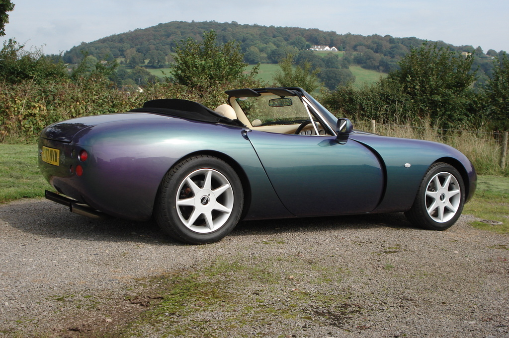 2001 TVR Griffith #1