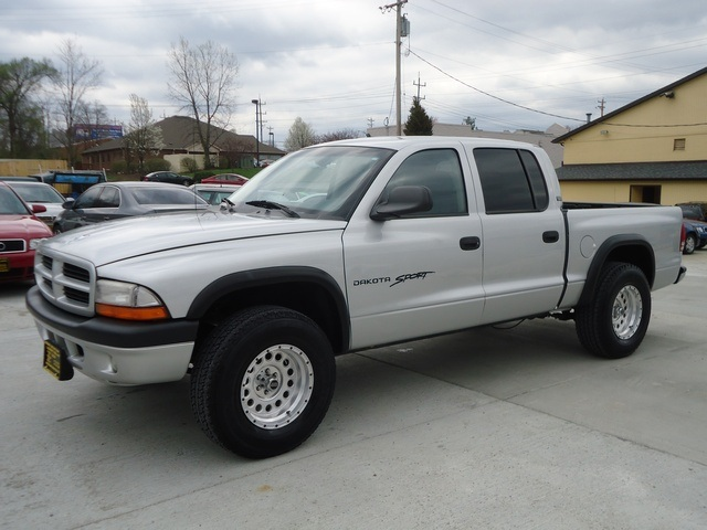 2001 Dodge Dakota #13