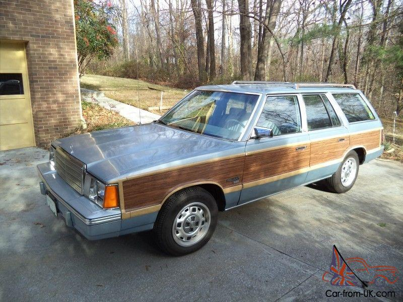 1981 Plymouth Reliant #13