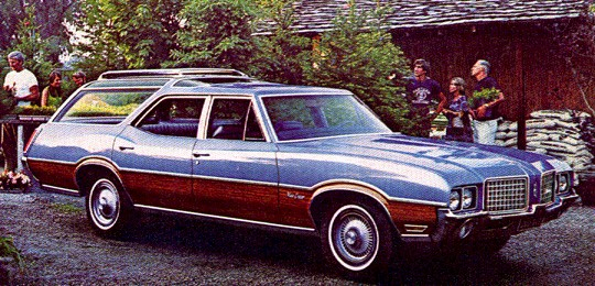 Oldsmobile Vista Cruiser #2