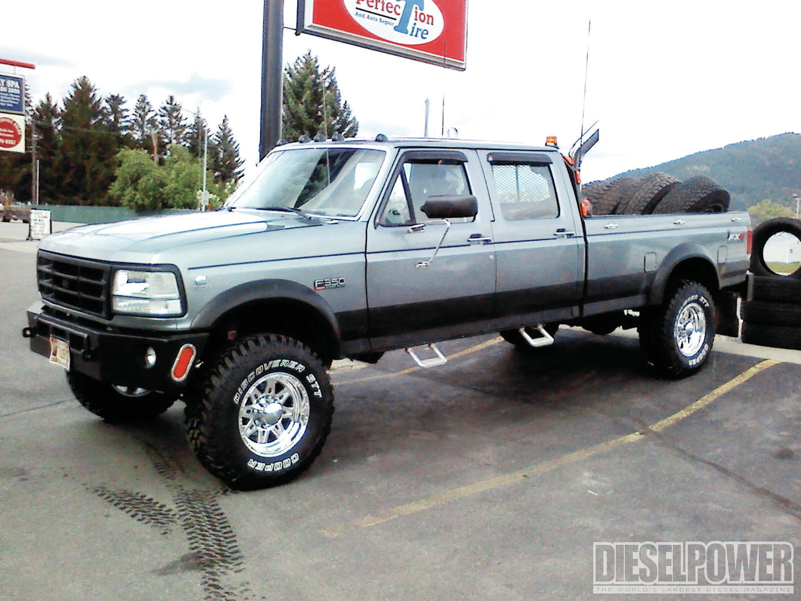 1990 Ford F-350 #3