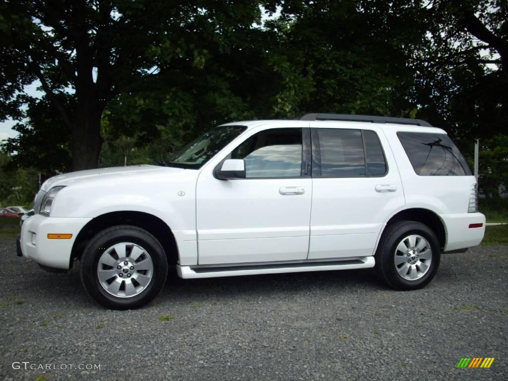 2006 Mercury Mountaineer #7