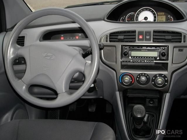 2007 Hyundai Matrix #7