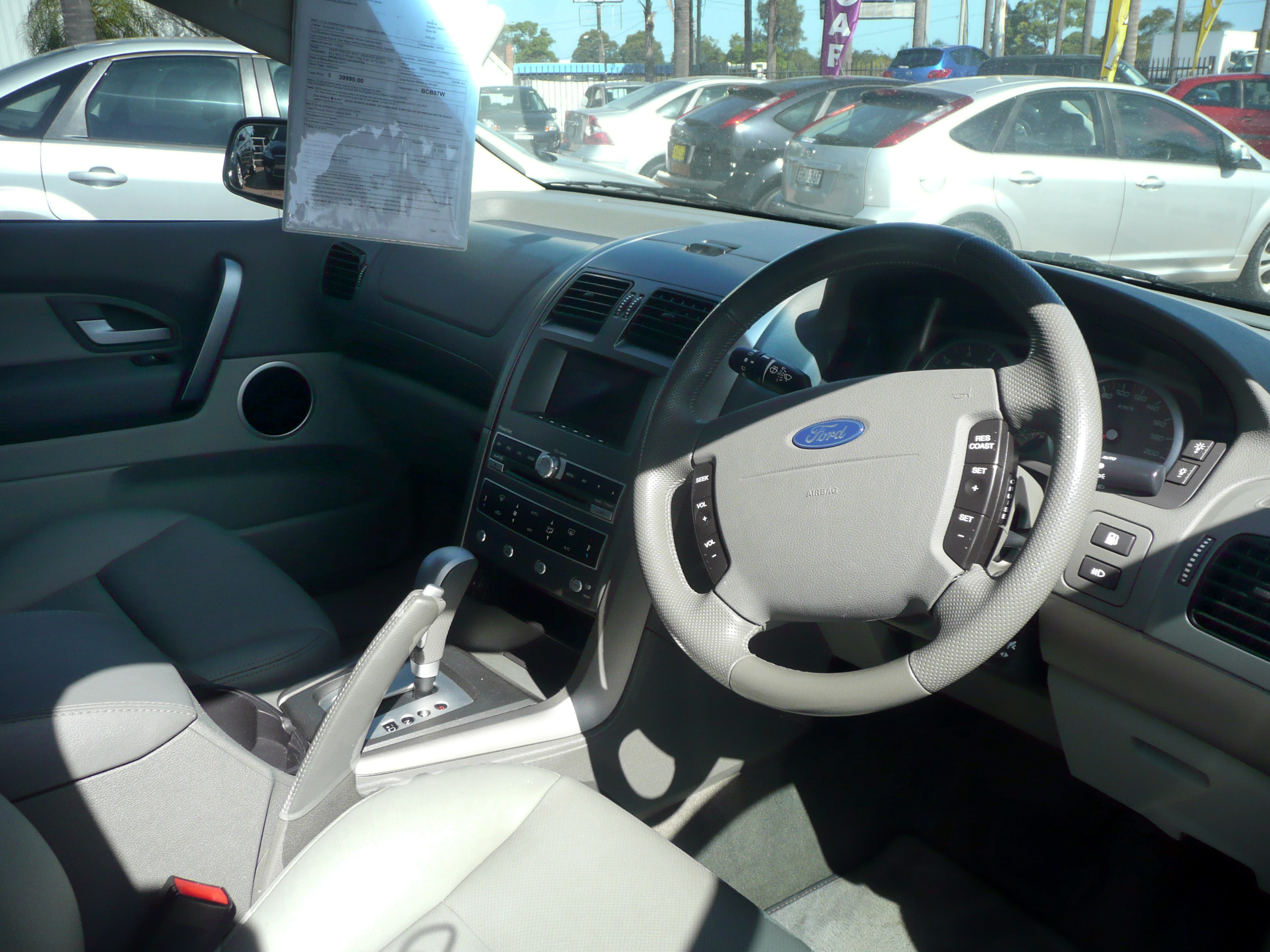 2007 Ford Territory #7