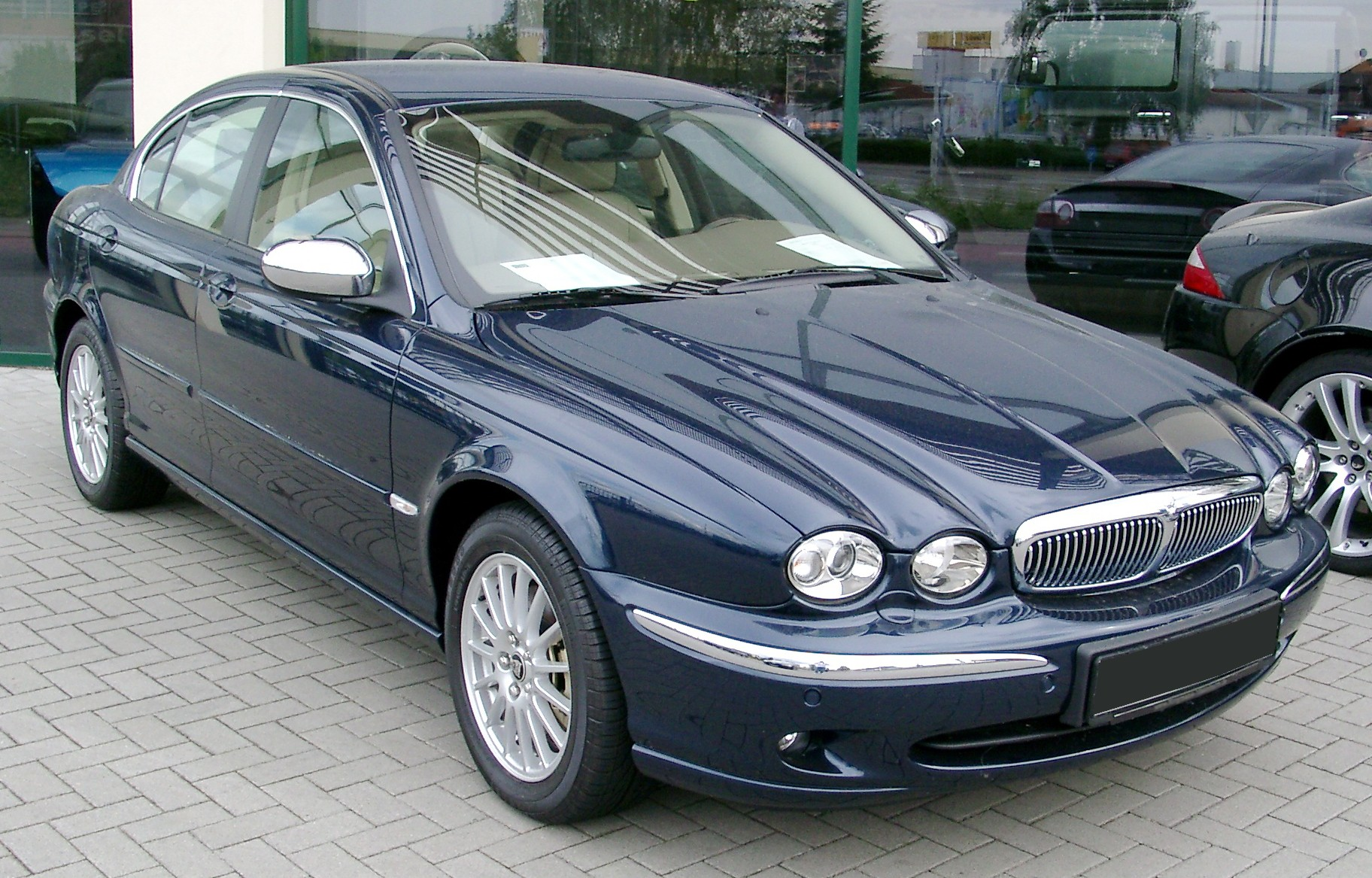 Jaguar X-type #10