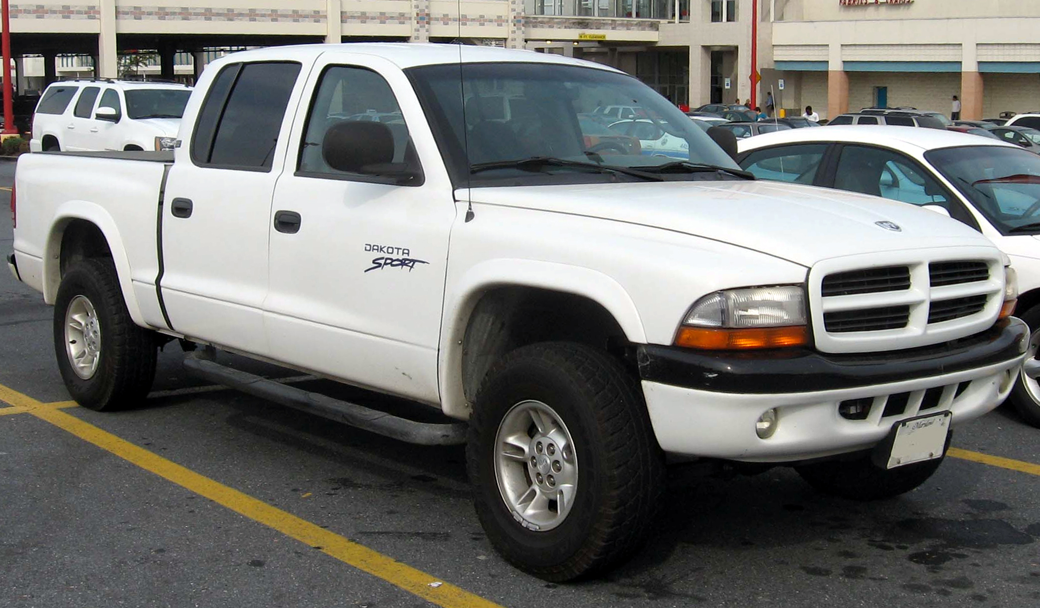 2004 Dodge Dakota #4