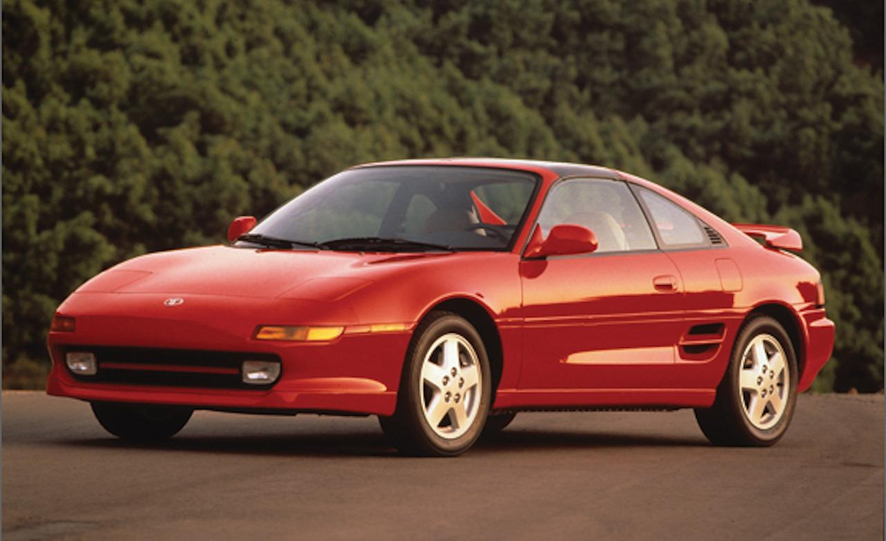 1994 Toyota Mr2 #3