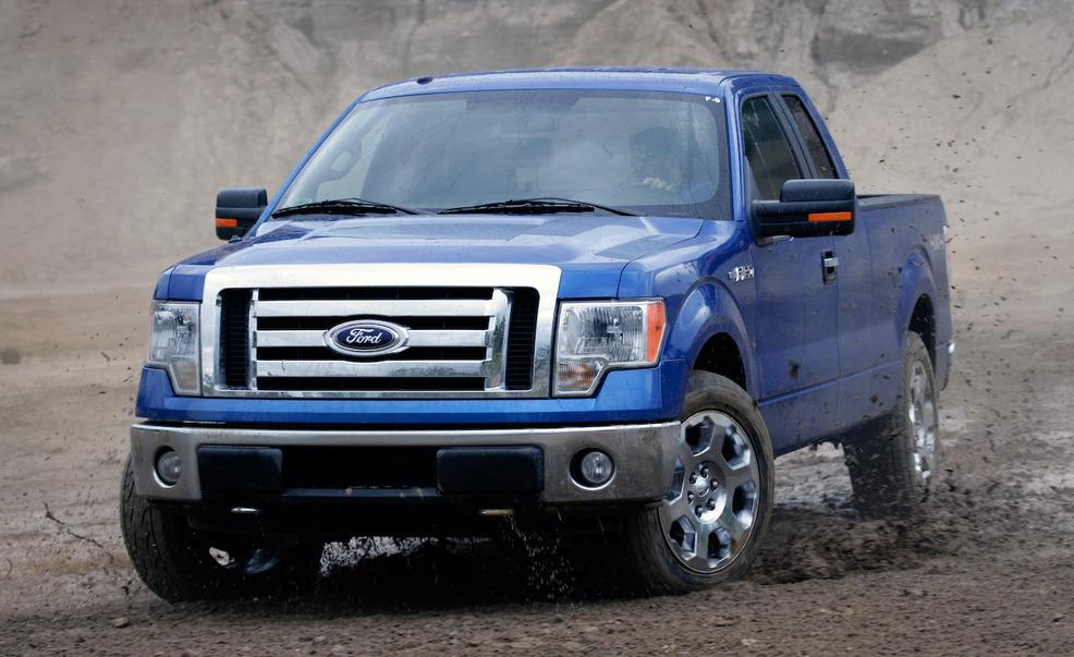 2009 Ford F-150 #1
