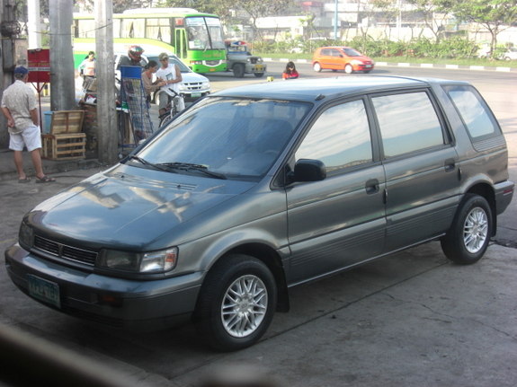 1994 Mitsubishi Space Wagon #5