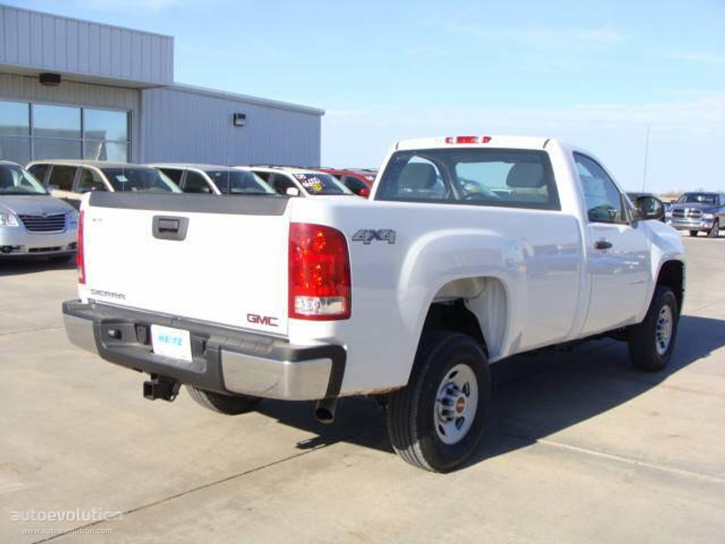 2008 GMC Sierra 2500hd #11