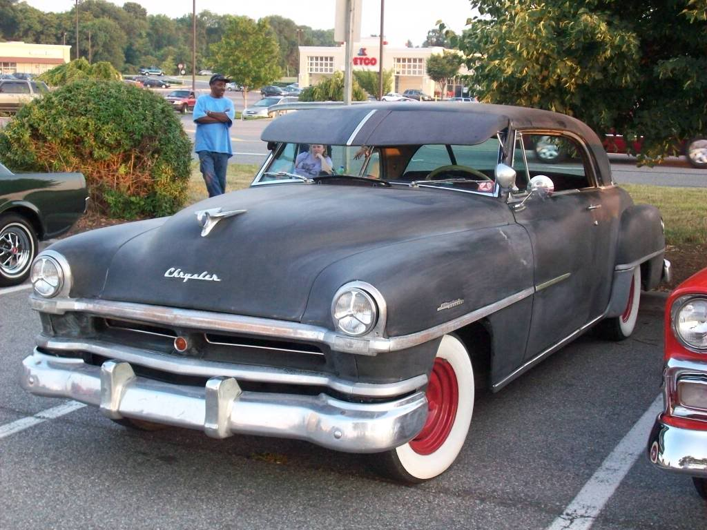 1952 Chrysler Windsor #9