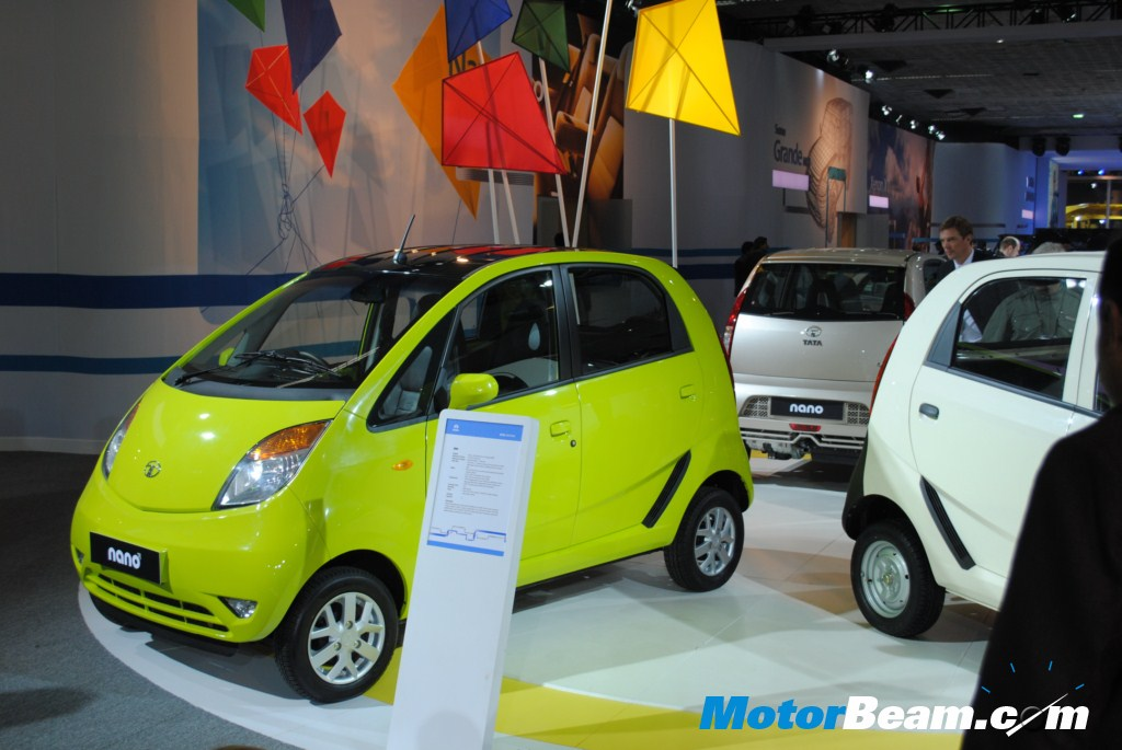 tata nano international market selection with Need help with discussion question 1 the tata nano: the people's car and did its launch signal a new era for the small car market in india how could tata.