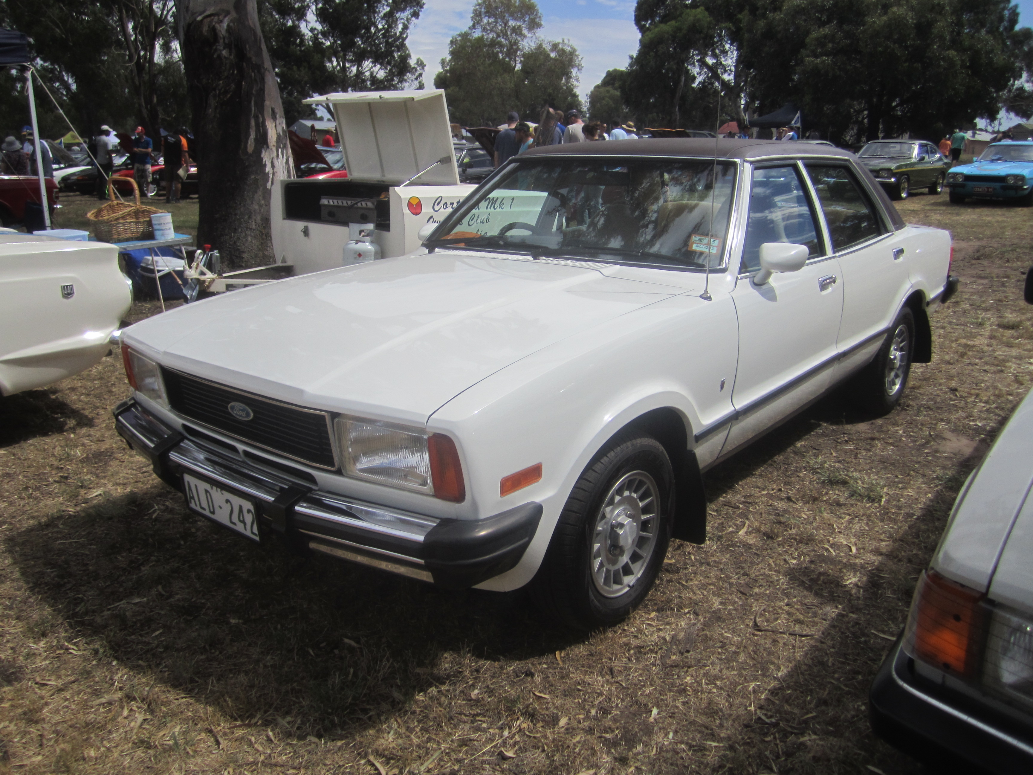 1977 Ford Cortina Photos Informations Articles Td Wiring Diagram 5