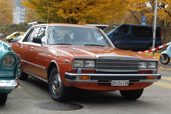 1980 Nissan Laurel #11