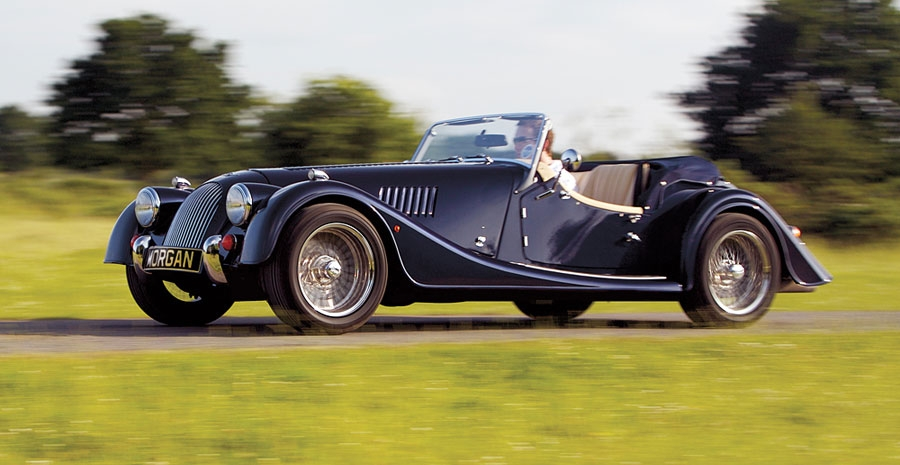 Morgan Roadster #7