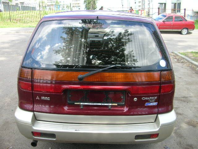 1994 Mitsubishi Space Wagon #7