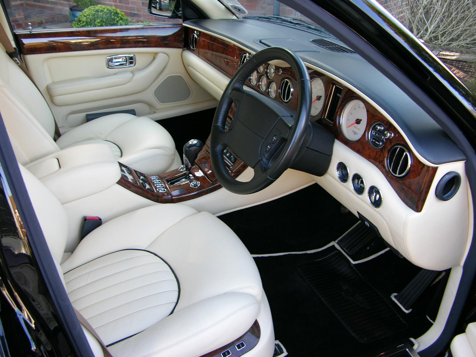 2001 Bentley Arnage #12