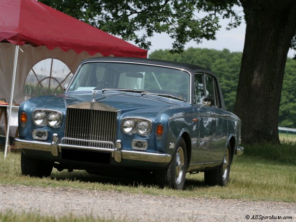 1974 Rolls royce Silver Shadow #8