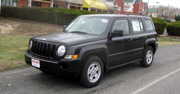 2009 Jeep Patriot #11