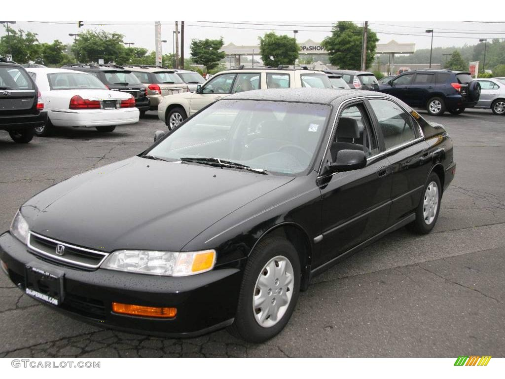 1996 Honda Accord #5