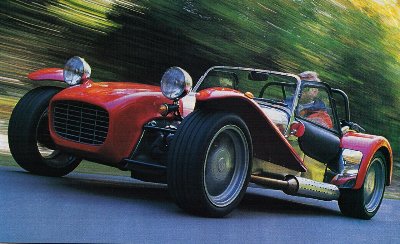 Caterham Super 7 #15