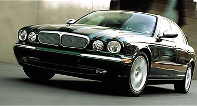 2005 Jaguar Xj-series #12