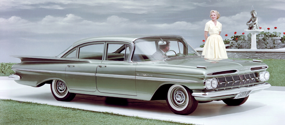 1959 Chevrolet Bel Air #5