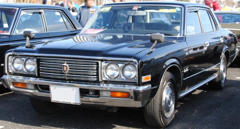 1975 Toyota Crown #12