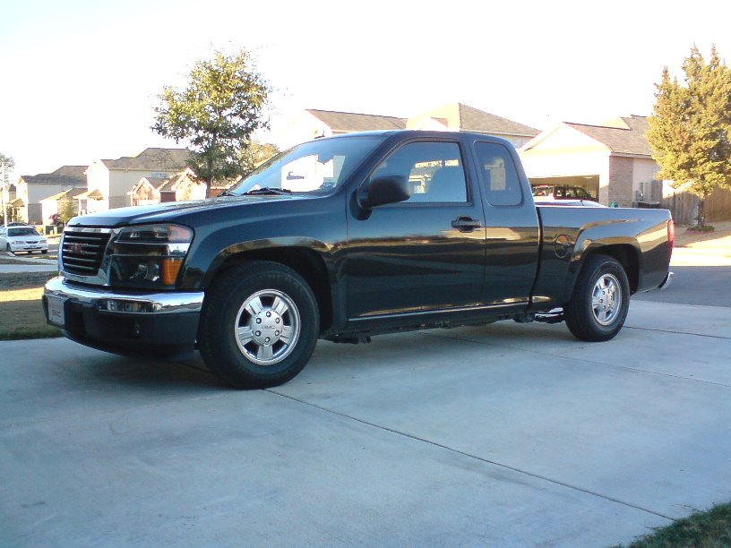 2008 GMC Canyon #12