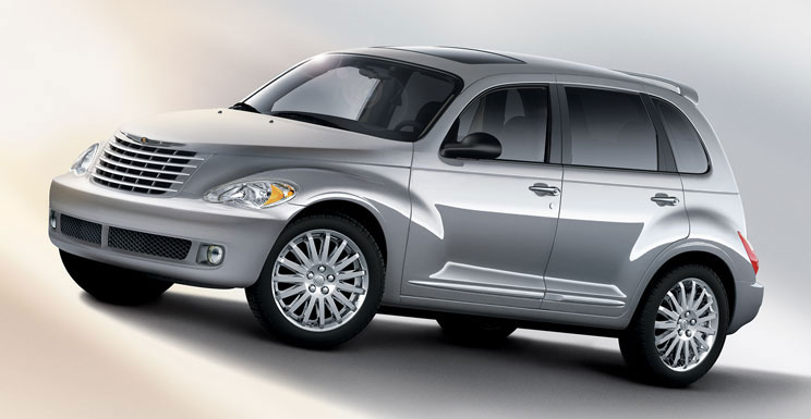 2007 Chrysler Pt Cruiser #12