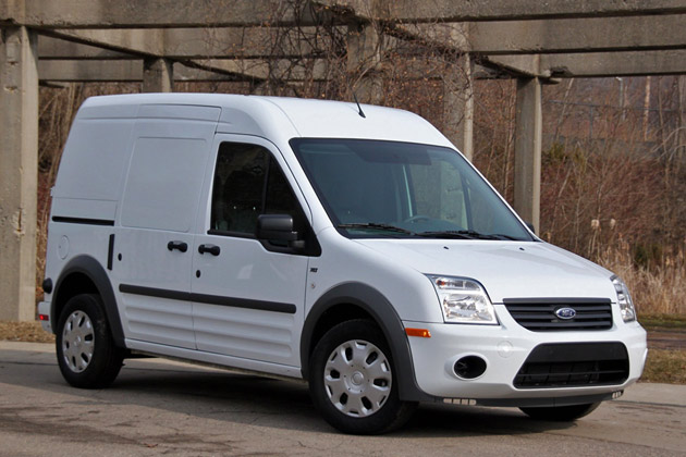 2010 Ford Transit Connect #10