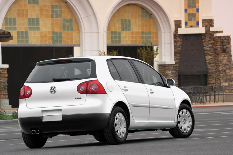 2007 Volkswagen Rabbit #14