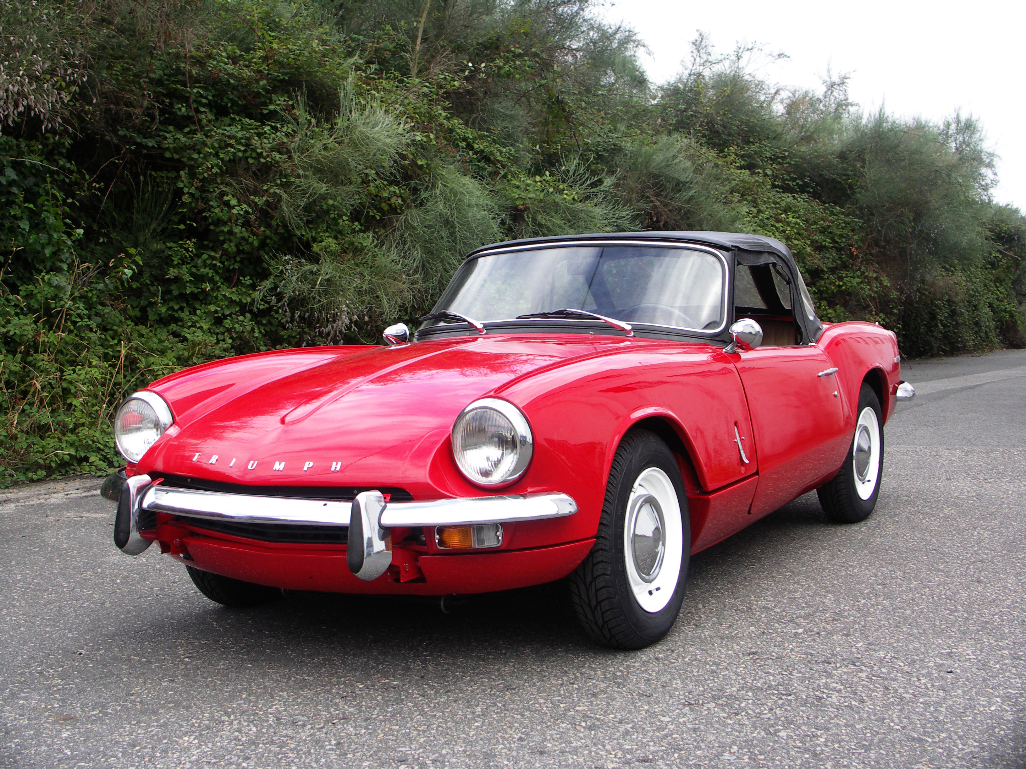 1970 Triumph Spitfire Photos, Informations, Articles ...