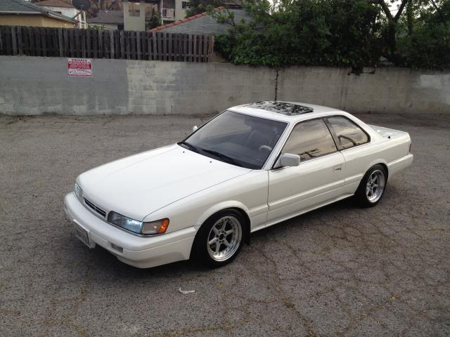 1990 Infiniti M30 Photos Informations Articles