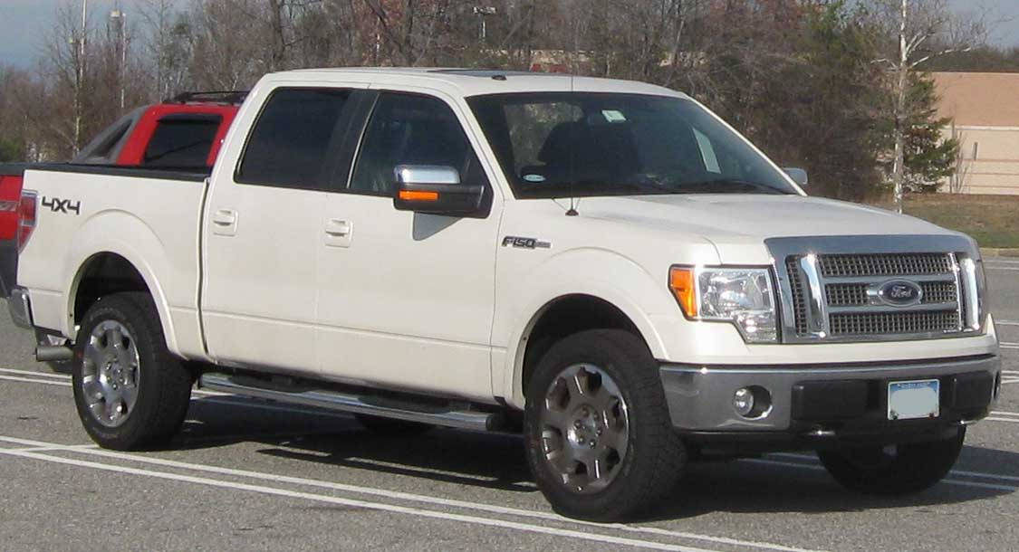 2009 Ford F-150 #5