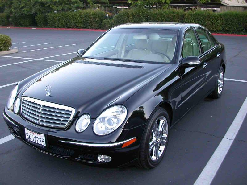 2005 mercedes benz e500 photos informations articles