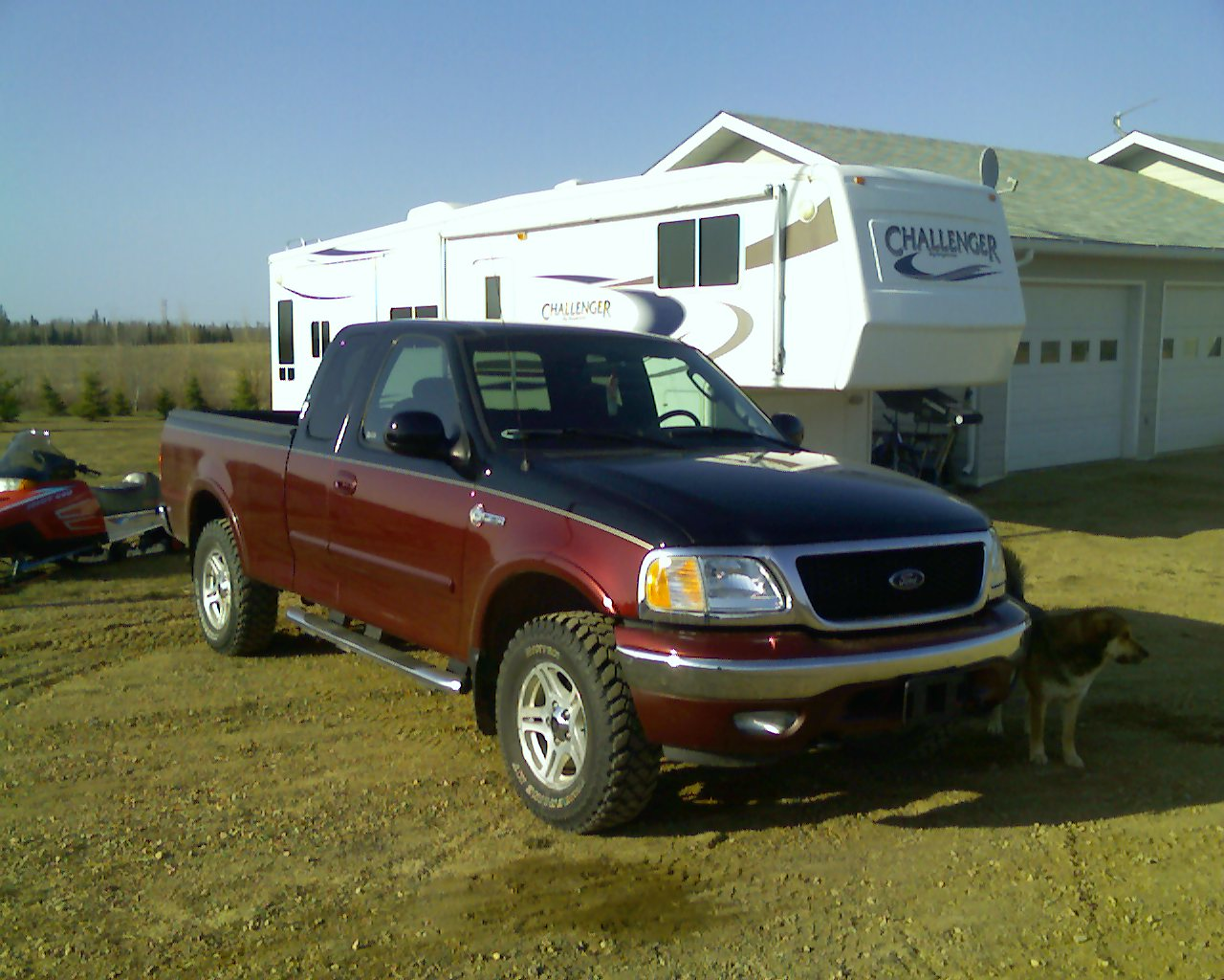 2004 Ford F-150 Heritage #4