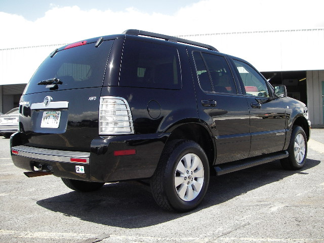 2008 Mercury Mountaineer #16