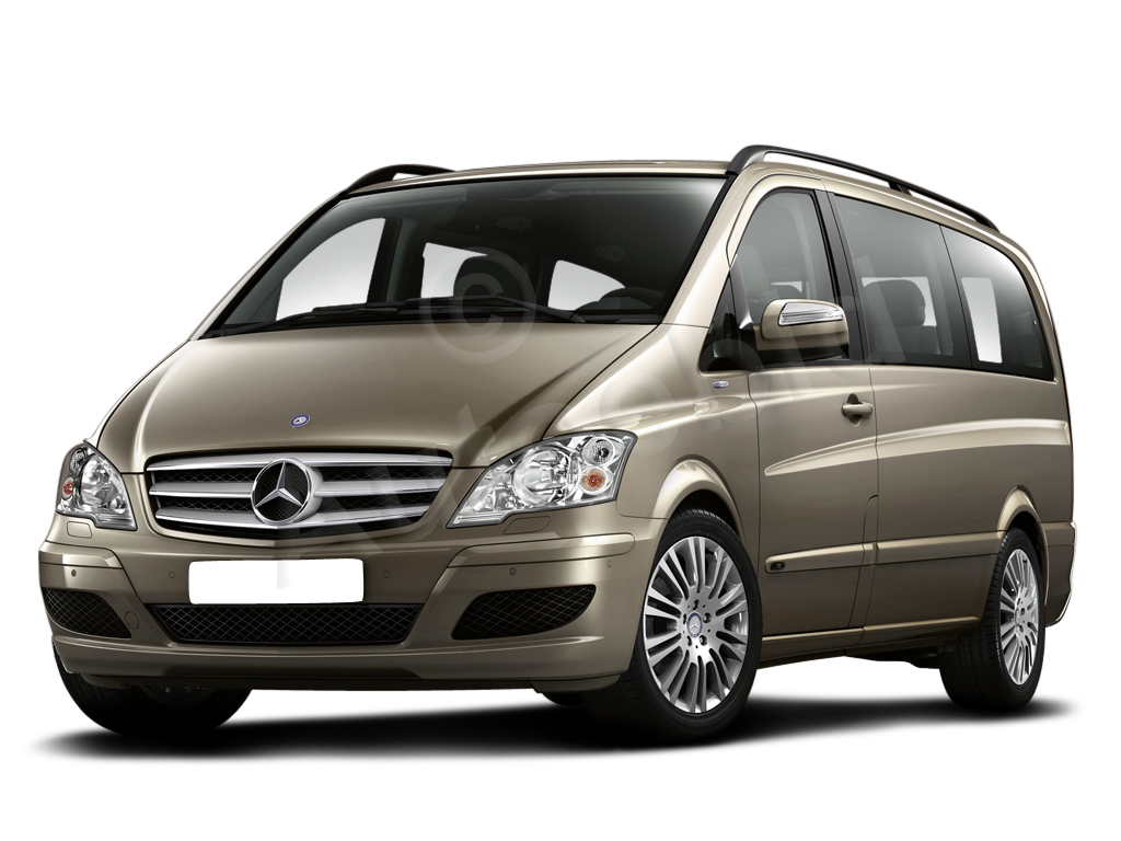 Mercedes-Benz Viano #5
