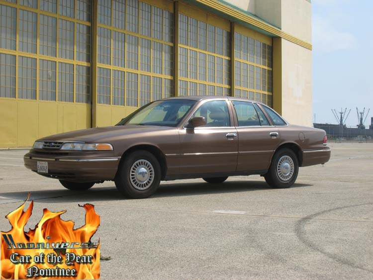 1997 Ford Crown Victoria #13