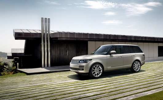 2013 Land Rover ALL-NEW Range Rover #6