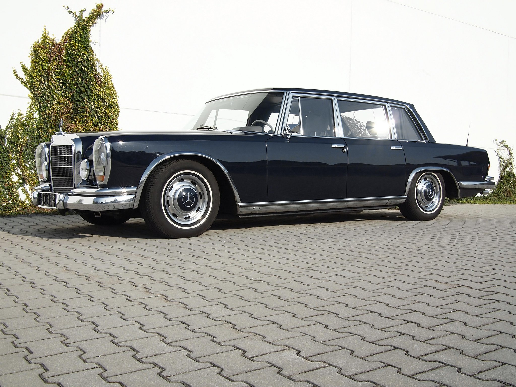 1964 mercedes benz 600 photos informations articles for Mercedes benz 600s